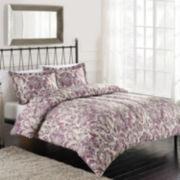Kathy Ireland Emily 3-pc. Comforter Set
