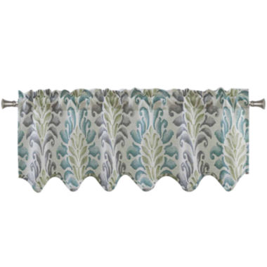 jcpenney.com | Richloom Couture Rod-Pocket Scalloped Valance