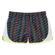 Xersion™ Print Running Shorts - Girls 7-16 and Plus