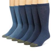 Gold Toe® 6-pk. Athletic Crew Socks