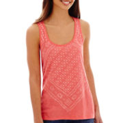 Levi's® Graphic Bandana Easy Fit Tank Top