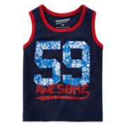 Arizona Graphic Tank Top - Baby Boys 3m-24m