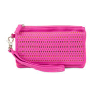 Mundi® Dominique Perforated Wristlet