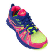 Fila® Poseidon Girls Running Shoes - Little Kids/Big Kids