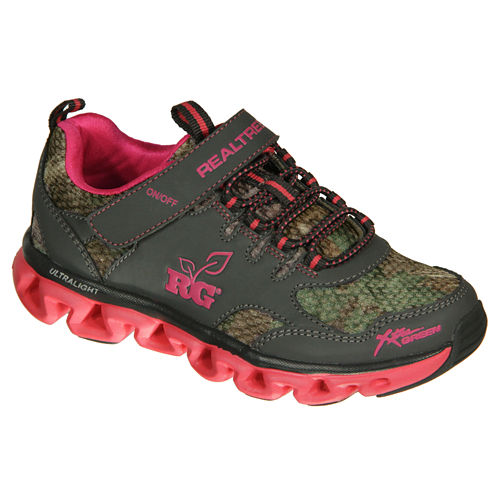 Realtree® Miss Roadrunner Girls Sneakers - Little Kids/Big Kids