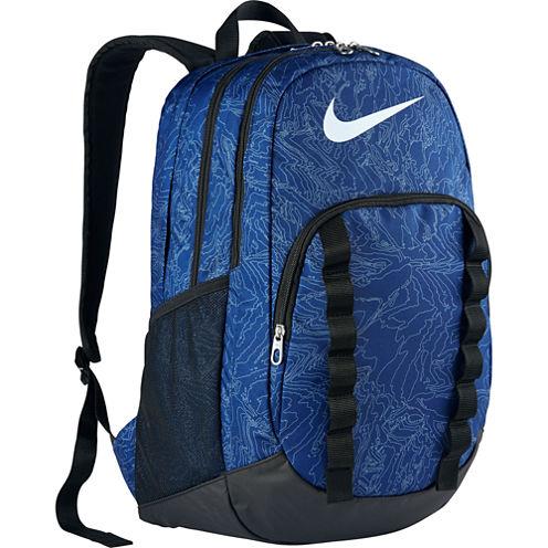 Nike® Brasilia 7 Graphic Backpack