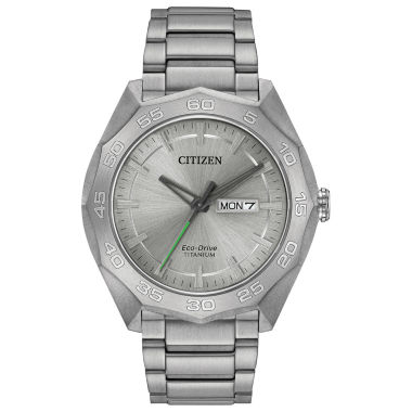jcpenney.com | Citizen® Eco-Drive Mens Super Titanium Watch Aw0060-54A