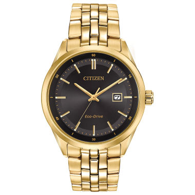 jcpenney.com | Citizen® Eco-Drive Men's Gold Tone Watch With Date Bm7252-51E