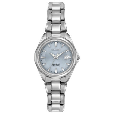 jcpenney.com | Citizen® Eco-Drive Ladies' Super Titanium Watch With Sapphire Crystal Ew2410-54L