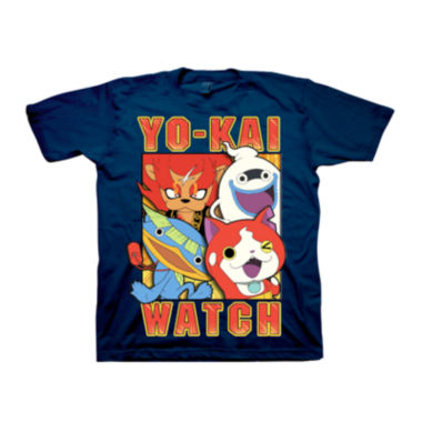 jcpenney.com | Yo Kai Watch Short-Sleeve Cotton Graphic Tee - Boys