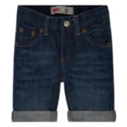 Levi's® 511™ Cutoff Denim Cotton Shorts - Boys 8-20