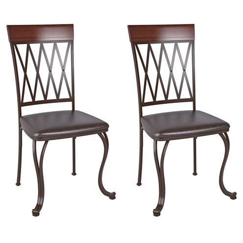Jericho 2-Pc. Chairs