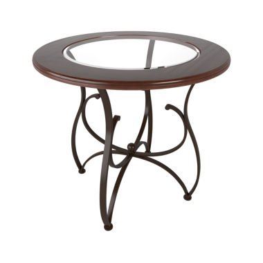 jcpenney.com | Jericho Glass Table