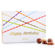 Lindt & Sprungli Happy Birthday Boxed Chocolate -13.6 oz.
