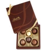Lindt & Sprungli Gourmet Truffles Gift Box - 6.7 oz.