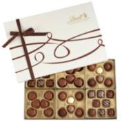 Lindt & Sprungli Master Chocolatiers Gift Box - 18.5 oz.