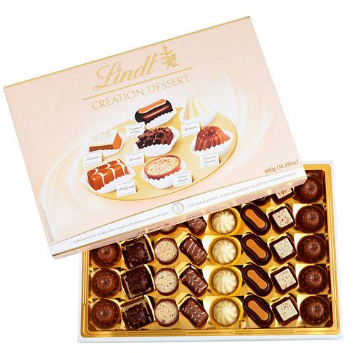 Lindt & Sprungli Lindt Creations Dessert Collection - 14.1 oz.