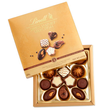 jcpenney.com | Lindt & Sprungli Swiss Luxury Selection - 4.9 oz.