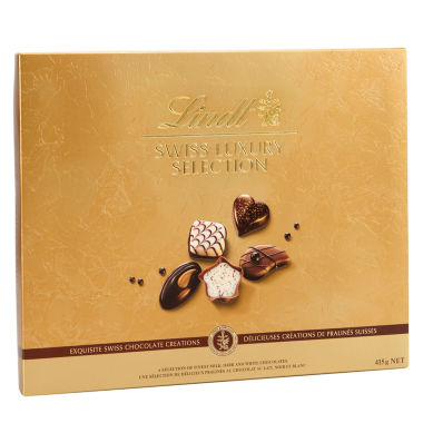 jcpenney.com | Lindt & Sprungli Swiss Luxury Selection - 14.6 oz.