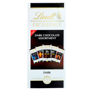 jcpenney.com | Lindt & Sprungli Excellence Dark Chocolate Assortment Gift Box - 17.5 oz.