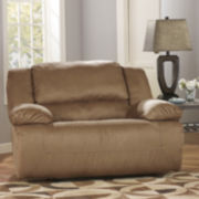 Signature Design by Ashley® Hogan Wide Seat Recliner