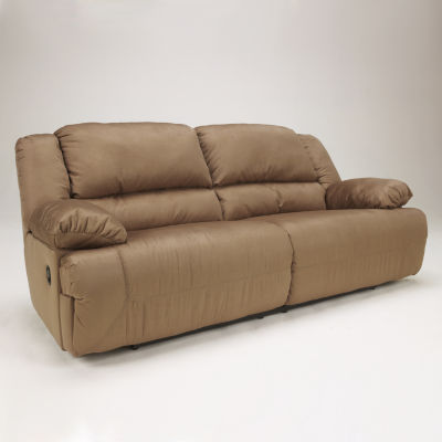 Signature Design By Ashley® Hogan 2 Seat Reclining Sofa