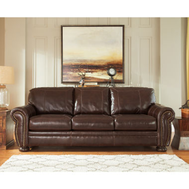 jcpenney.com | Signature Design by Ashley® Banner Queen Sofa Sleeper