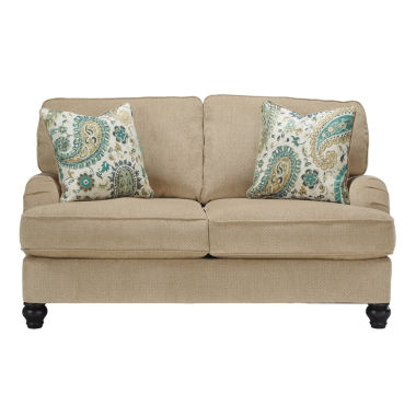jcpenney.com | Signature Design by Ashley® Lochian Loveseat