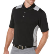 PGA TOUR® Colorblock Short-Sleeve Polo - Big & Tall