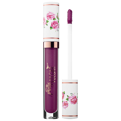 Pretty Vulgar My Lips Are Sealed Liquid Lipstick