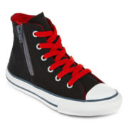 Converse Chuck Taylor All Star Zip Boys High-Top Sneakers