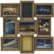 9-Opening Multi-Profile Collage Picture Frame