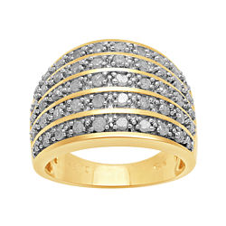 CLOSEOUT! 1 CT. T.W. Diamond Anniversary Ring