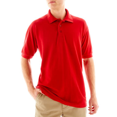 jcpenney.com | Dickies® Short-Sleeve Polo Shirt