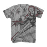 Marvel® All-Over Spider-Man™ Graphic Tee