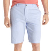 IZOD® Striped Seersucker Shorts