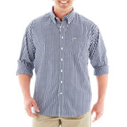 Dockers® Long-Sleeve Gingham Shirt – Big & Tall