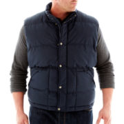 The Foundry Supply Co.™ Puffer Vest– Big & Tall