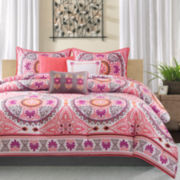 Madison Park Penza 7-pc. Medallion Comforter Set