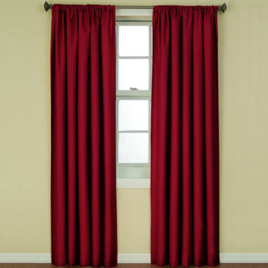 jcpenney.com | Eclipse® Kendall Rod-Pocket Thermal Blackout Curtain Panel