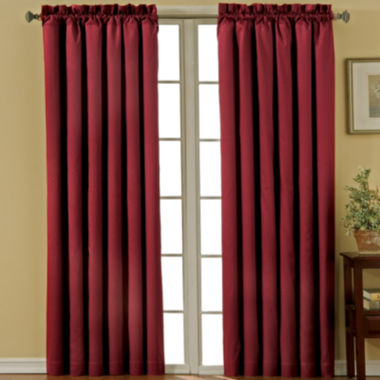 jcpenney.com | Eclipse® Canova Rod-Pocket Blackout Curtain Panel