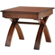 Crosswinds End Table