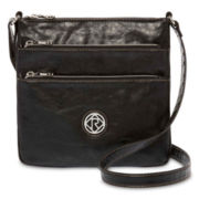 Relic® Erica Triple-Zip Crossbody Bag