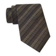 Claiborne® Crosshatch Tie