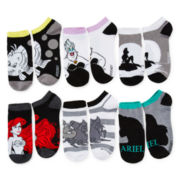 Disney 6-pk. Little Mermaid No-Show Socks