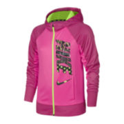 Nike® KO 3.0 Therma-Fit Full-Zip Hoodie - Girls 7-16