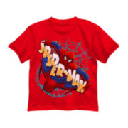 Spider-Man Tee - Preschool Boys 4-7