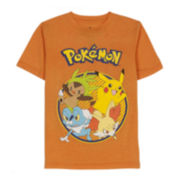 Pokemon Graphic Tee – Preschool Boys 4-7