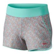 Nike® Dri-FIT Knit Shorts - Girls 7-16