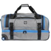"FUL® Streamline 30"" Soft-Sided Rolling Duffel Bag"